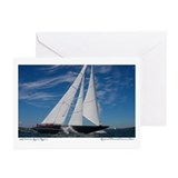 Nautical Greeting Cards (Pk of 10)