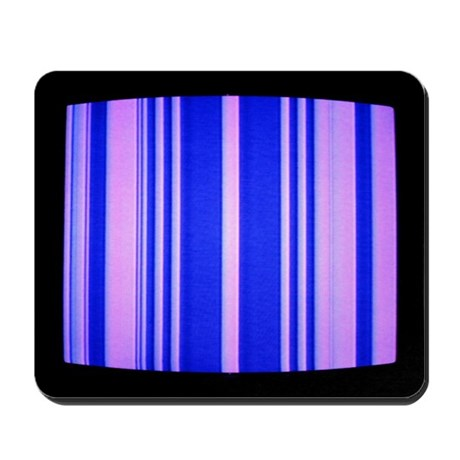 sub2600 - blue, purple - mousepad