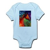 Arabian horse 7  Infant Creeper