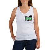 MASPETH AVENUE, QUEENS, NYC Women's Tank Top