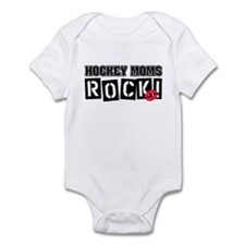 Hockey Moms Infant Bodysuit