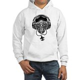 TRIBAL SKULL Jumper Hoody