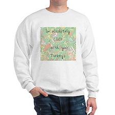 Unique Flight conchords Sweatshirt