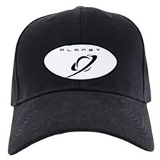 Planet 9 Logo Baseball Hat