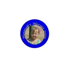 Hannah's Heroes Mini Button (10 pack)