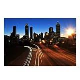 Atlanta Downtown Skyline Postcards (Package of 8)