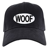 WOOF Oval Baseball Hat
