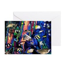 Fish on Greeting Card