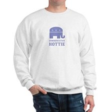 Conservative Hottie Sweatshirt