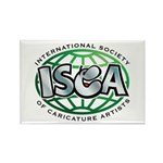 ISCA Rectangle Magnet