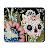 Luna Scull Mousepad
