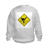Martial Arts Sign Sweatshirt