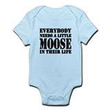 Get a Little Moose Onesie
