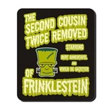 Second Cousin Mousepad