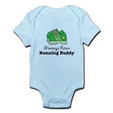 Mommy's Future Running Buddy Onesie