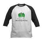 Mommy's Future Running Buddy Kids Baseball Jersey