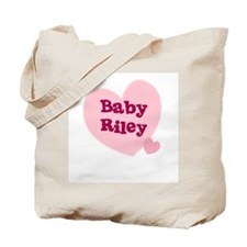 Baby Riley Tote Bag