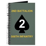 2-506th Infantry Battalion Personal Log Book