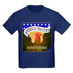 American Poultry Kids Dark T-Shirt