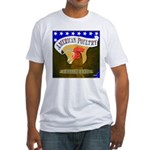 American Poultry Fitted T-Shirt