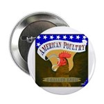 "American Poultry 2.25"" Button"
