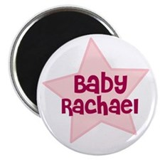 "Baby Rachael 2.25"" Magnet (10 pack)"