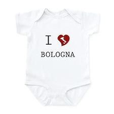 I Love Bologna Infant Bodysuit