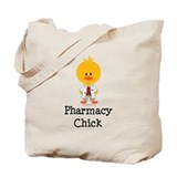 Pharmacy Chick Tote Bag