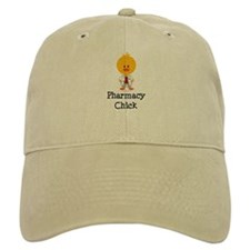 Pharmacy Chick Baseball Cap
