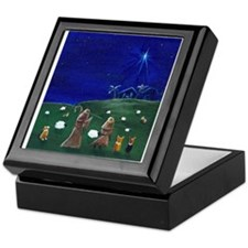 O Holy Night Keepsake Box