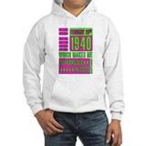 NAVAL ACADEMY COAT OF ARMS Fitted Hoodie
