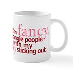 """""""Pinky Sticking Out"""" Mug"""