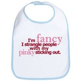 """Pinky Sticking Out"" Bib"