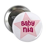 "Baby Nia 2.25"" Button (10 pack)"