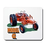 Allis chalmers Mousepad