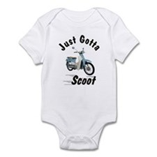 Just Gotta Scoot Symba Infant Bodysuit