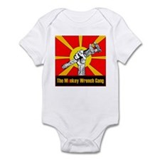 The Monkey Wrench Gang Infant Bodysuit