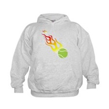 Tennis On Fire! Hoody