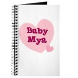 Baby Mya Journal