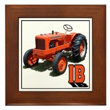 Allis chalmers Framed Tile