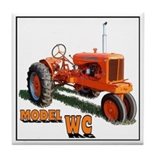 Allis chalmers Tile Coaster