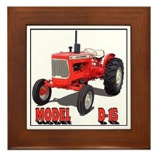 Cool Agriculture Framed Tile