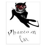 Phantom Cat Small Poster