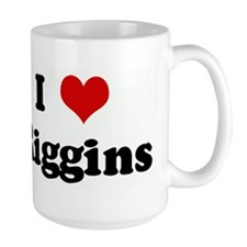 I Love Riggins Mug