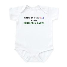 Ethiopian Parts Infant Bodysuit
