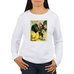 Year Of The Rooster2 Women's Long Sleeve T-Shirt