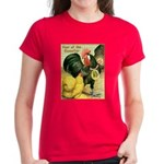 Year Of The Rooster2 Women's Dark T-Shirt