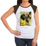 Year Of The Rooster2 Women's Cap Sleeve T-Shirt