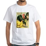 Year Of The Rooster2 White T-Shirt