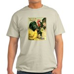 Year Of The Rooster2 Light T-Shirt